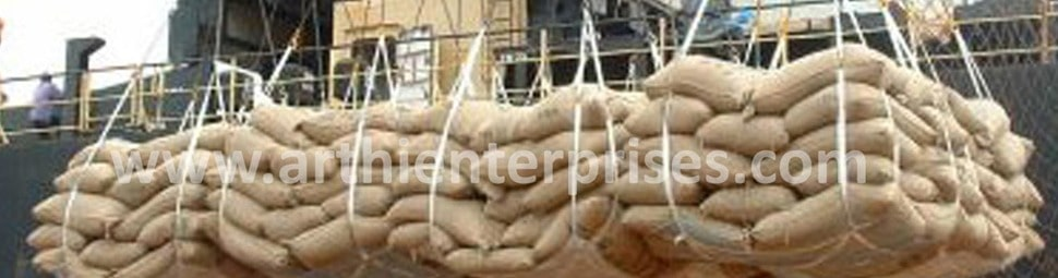 CARGO NET  FOR  INDUSTRIAL & MARINE